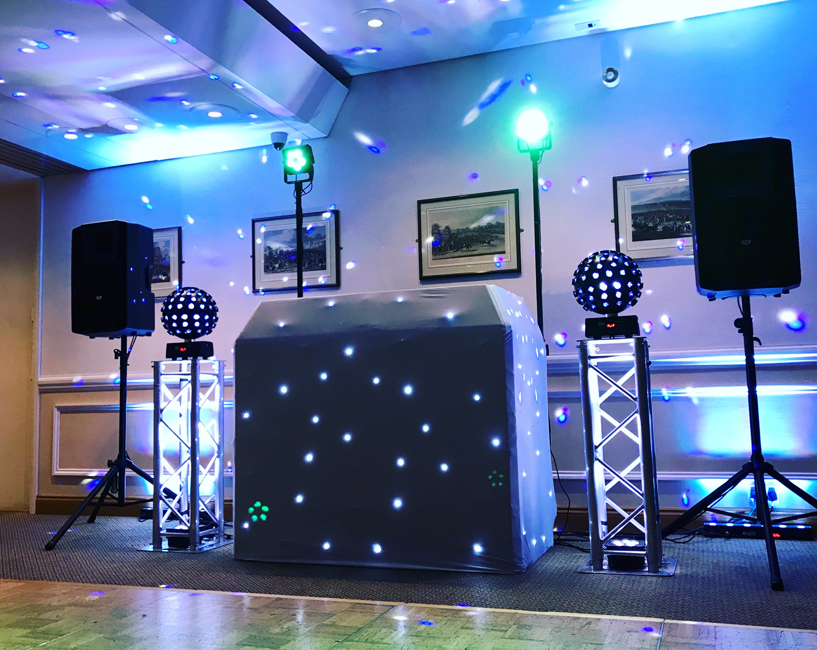 Packages - Enigma Entertainment - Wedding & Corporate Events